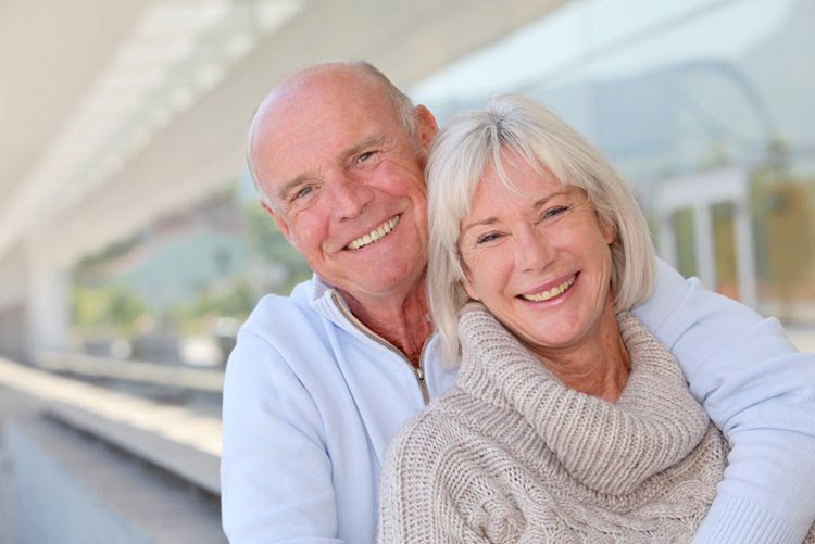 Aging and Transition