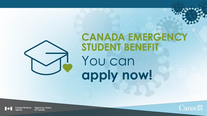 Canada Emergency Student Benefit CESB